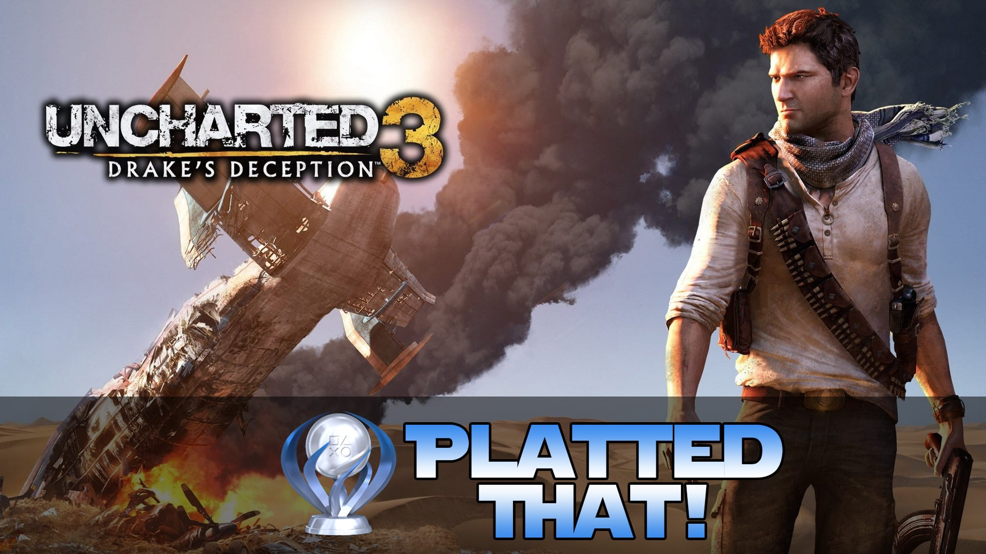Platted That Uncharted 3 Drake S Deception Handsome Phantom