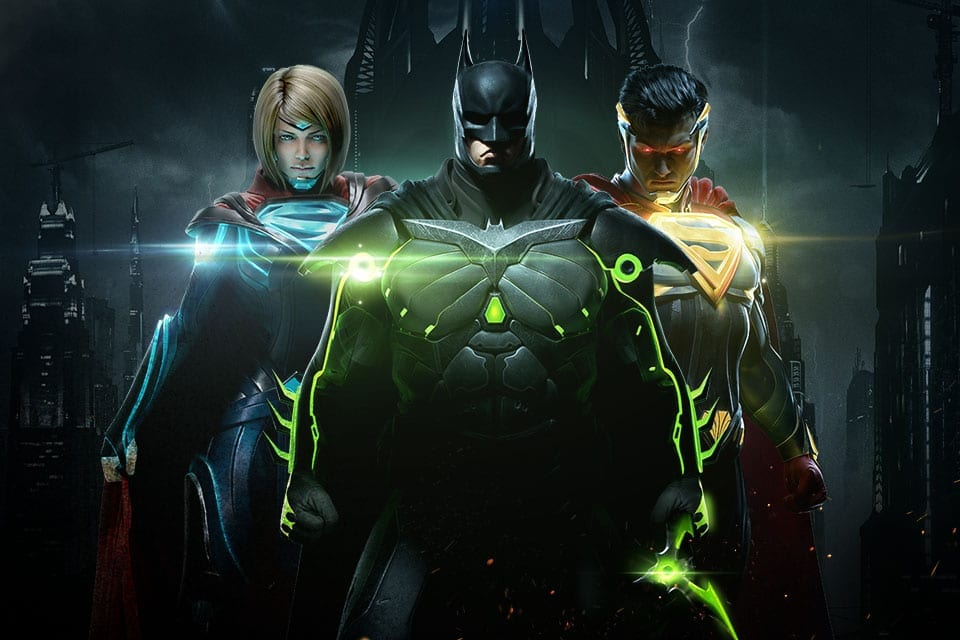 Injustice 2 Superman Hd Games 4k Wallpapers Images: Dear Papa Boon, An MK11 Wishlist