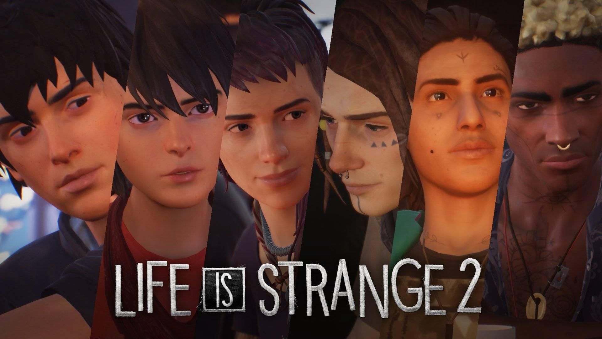 Life Is Strange 2 Episode 3 Wastelands Review Ps4 Handsome